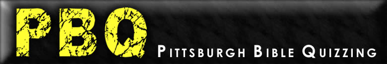 Pittsburgh Bible Quizzing